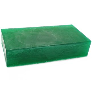 Peppermint Essential Oil Soap Loaf - 2kg