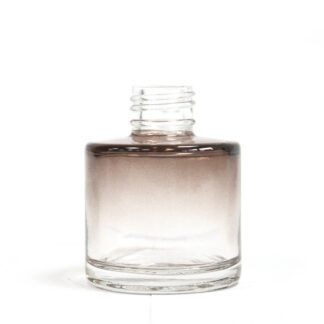 50 ml Round Reed Diffuser Bottlle - Charcoal