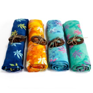 Tropical - ( 4 assorted colours)