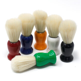 Old Fashioned Shaving Brush ( Asst Colours)