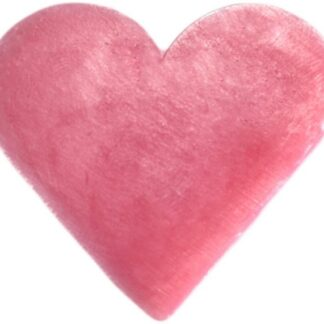 Heart Guest Soap - Wild Rose