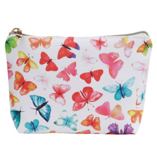 Handy PVC Make Up Toiletry Wash Bag - Butterfly House Pick of the Bunch