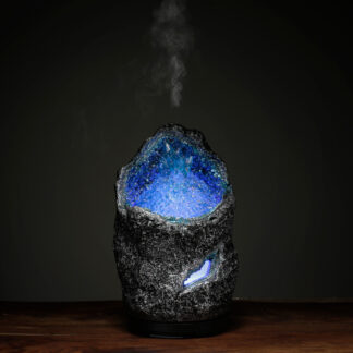 Aroma Diffuser LED Humidifier - Dark Legends Crystal Cave
