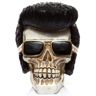 Collectable Money Box - The King Skull