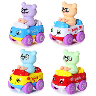 Cute Animals in Cars Toy